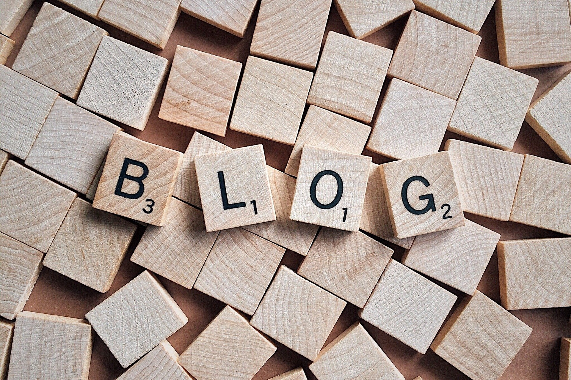 page blog et actualités