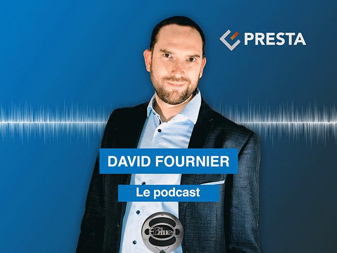 Les podcasts de David FOURNIER, consultant en digital marketing