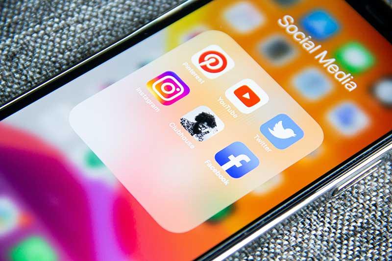 Social média network